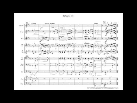 Brass Ensemble - Tosca