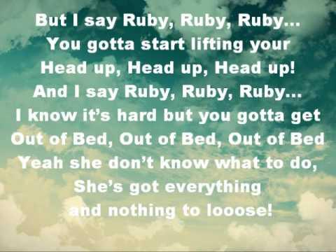 Foster The People - Ruby  [LYRICS]
