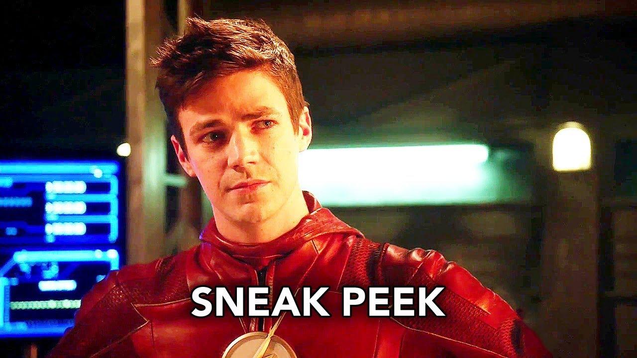 The Flash 4x17 Sneak Peek