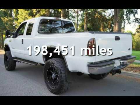 Ford F  L Turbosel  Speed Manual For Sale In Milwaukie Or