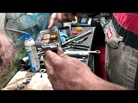 Замена цепи ГРМ на Nissan Sunny 1999 г. двигатель QG15DE