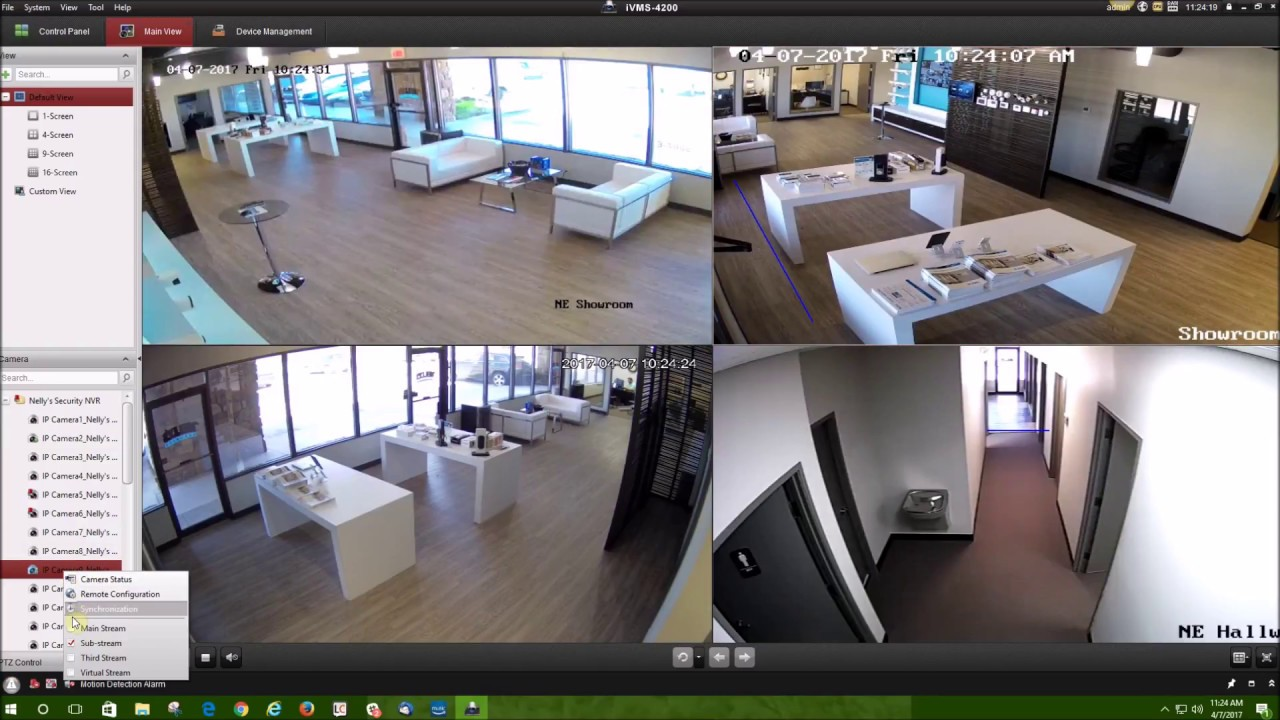 Adding Hikvision Devices to iVMS-4200 Software