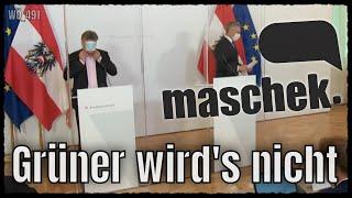Maschek – Grüner wird's nicht