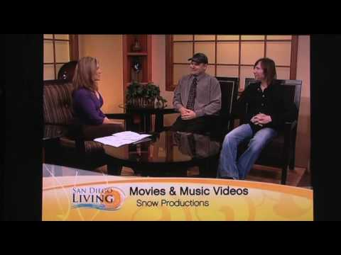 """""""San Diego Living"""" interview"""
