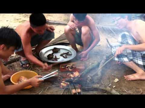 Nướng thịt Rừng