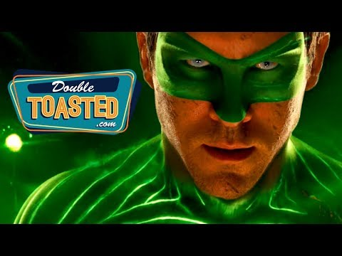 GREEN LANTERN - MOVIE REVIEW HIGHLIGHT - Double Toasted