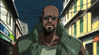 Black lagoon Episode 3 Part 1 English dub
