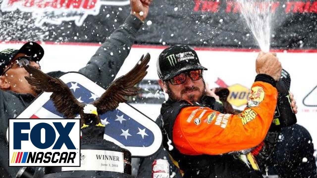 Winner's Weekend: Martin Truex Jr. - Pocono | NASCAR RACE HUB