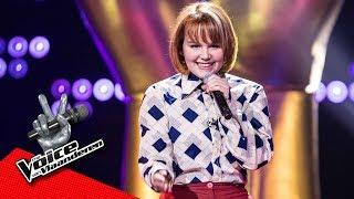 Joséphine zingt 'Soulman' | Blind Audition | The Voice van Vlaanderen | VTM