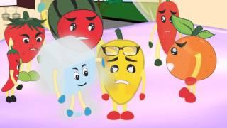 Repeat youtube video การ์ตูนผลไม้