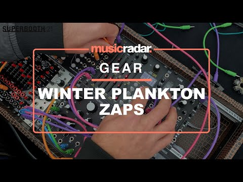 Superbooth 2021 - Winter Plankton Zaps