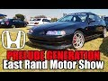 East Rand Motor Show 2017 feat. Prelude Generation