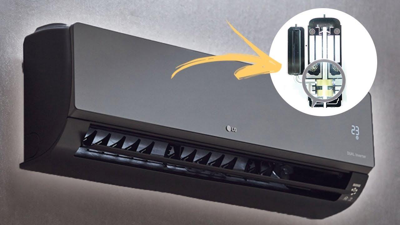 Gaste Menos Energia Com Esse Ar Condicionado Lg Dual Inverter