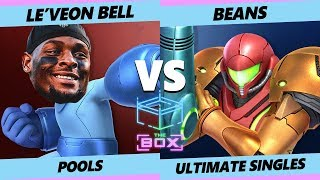 The Box Pools - Le'Veon Bell (Mega Man) Vs. Beans (Samus) Smash Ultimate - SSBU