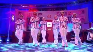 Ant & Dec   Barbershop Quartet