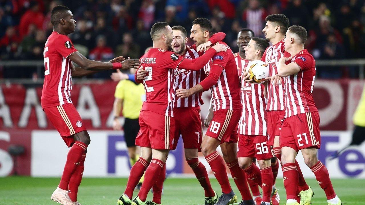 Highlights: Ολυμπιακός - Ντιναμό Κιέβου 2-2 / Highlights: Olympiacos - Dynamo Kyiv 2-2
