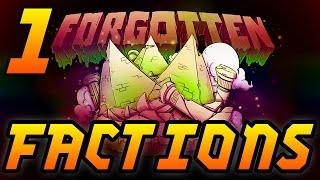 "Minecraft Factions VERSUS ""THE FORGOTTEN PLANET?!"" Episode 1"