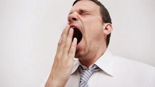видео Почему человек зевает?
