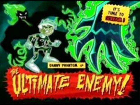 Listado De Episodios De Danny Phantom Youtube
