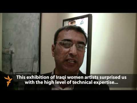 Baghdad Exhibit Showcases Iraqi Female Artists (Radio Free Europe/Radio Liberty)