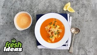 Easy Bouillabaisse with Snapper   Woolworths
