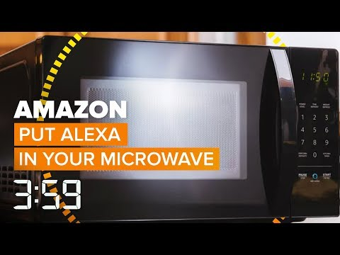 Yeah, Amazon even makes an Alexa-powered microwave now (The 3:59, Ep. 489)