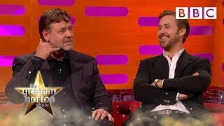 Russell Crowe on Michael Jackson's phone calls to him - The Graham Norton Show: Series 19 - BBC One