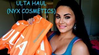Ulta Haul | Nyx Cosmetics Haul | Beautybykaryy