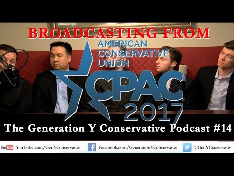 The Generation Y Conservative Podcast #14