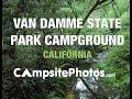 Van Damme State Park, California