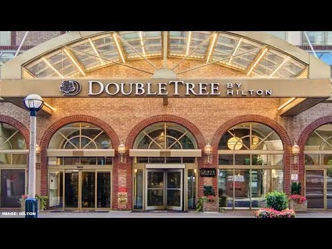 DoubleTree Toronto Downtown, Canada - Review Of King Room 2424