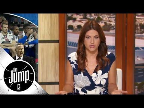 Rachel Nichols: 76ers head coach Brett Brown has perfected 'The Process' | The Jump | ESPN