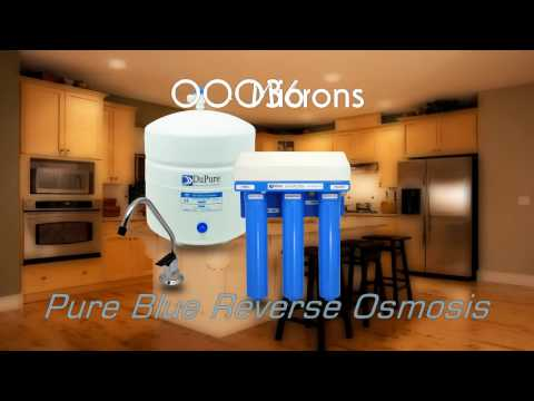 Dupure Drinking Water Systems for the Home