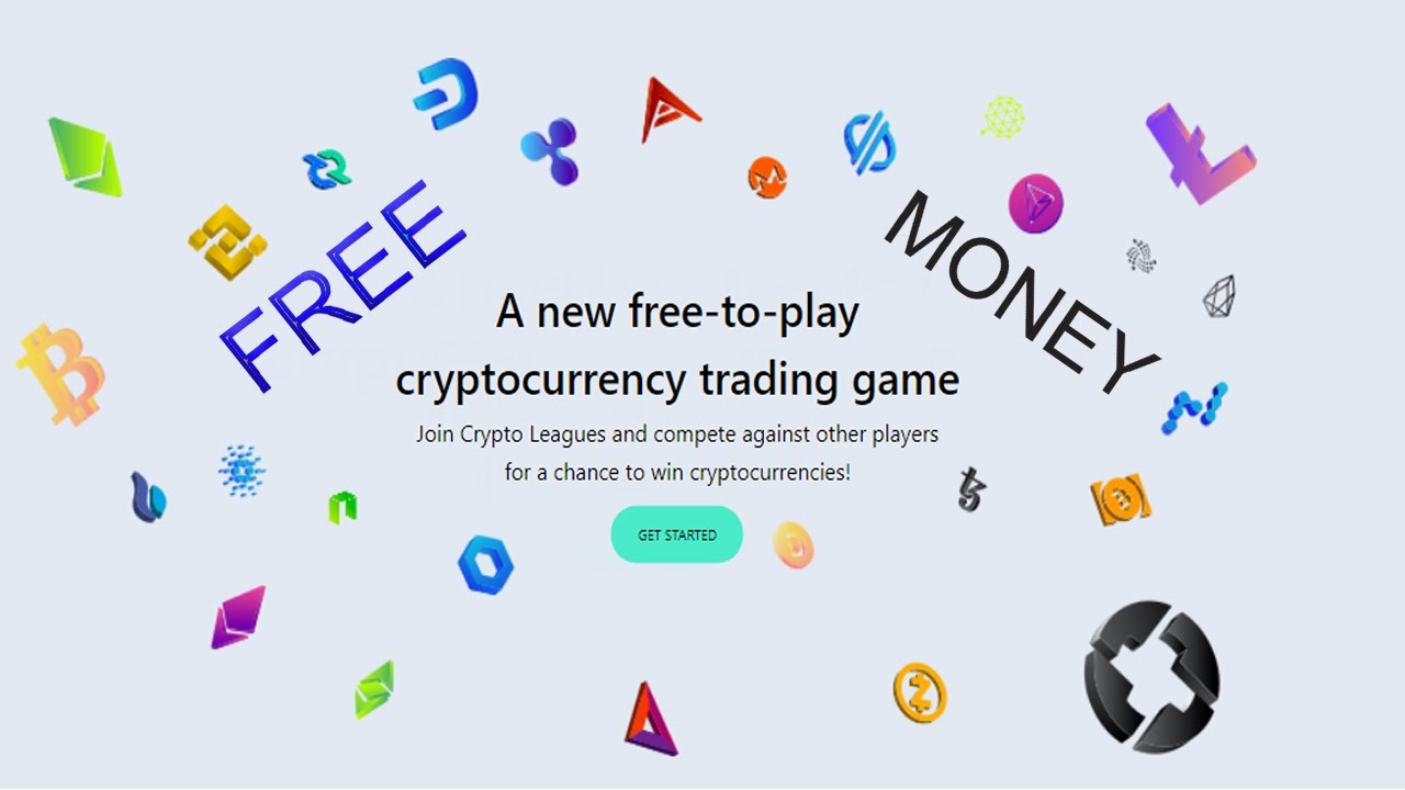 cryptocurrency trading game