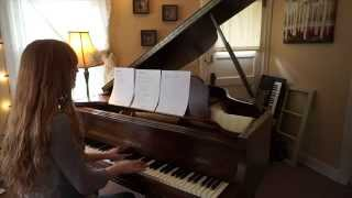 """Man of Sorrows"" Piano Cover by Rose Freeman"