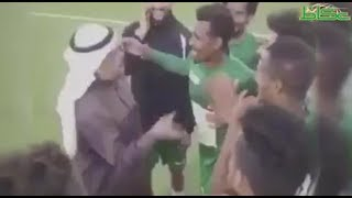 فيديو | فهد الطفيل.. «بن عاقول الشعلة» رئيس نادي برتبة «قيس»
