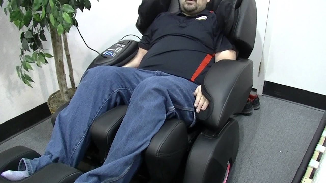 Osaki 7075r Massage Chair Best Computer Chairs For Gaming Os Review Youtube