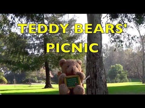 TEDDY BEARS' PICNIC - Children's Song - Lyrics - Learn ...