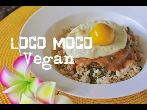 Vegan Loco Moco Recipe w/ The Vegg
