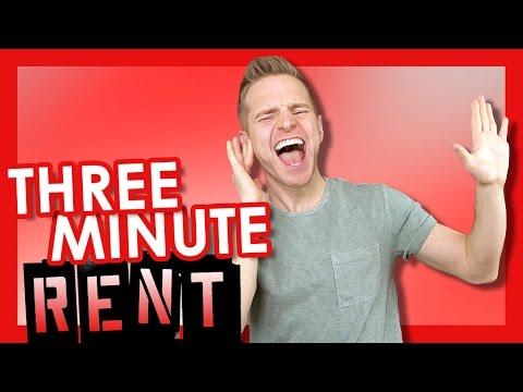 Three-Minute Rent | TYLER MOUNT