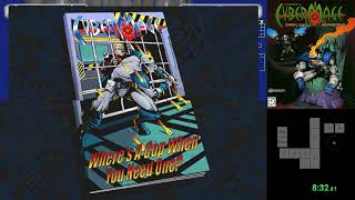 CyberMage (1995 DOS) Speedrun/Walkthrough