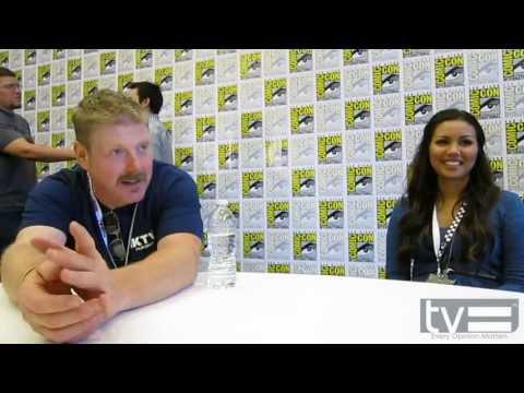 Adventure Time Season (2013): John DiMaggio & Olivia Olson Interview