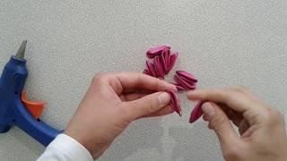 Video Kurdeledan Çiçek Yapımı   DIY  Flower Making download MP3, 3GP, MP4, WEBM, AVI, FLV Oktober 2018