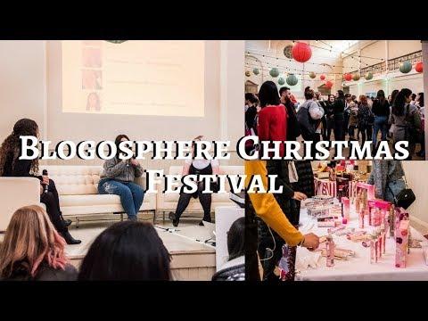 Blogosphere Christmas Festival - Sophie Callahan