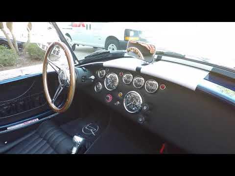 1965 Replica Kit BackDraft Racing 427 Shelby