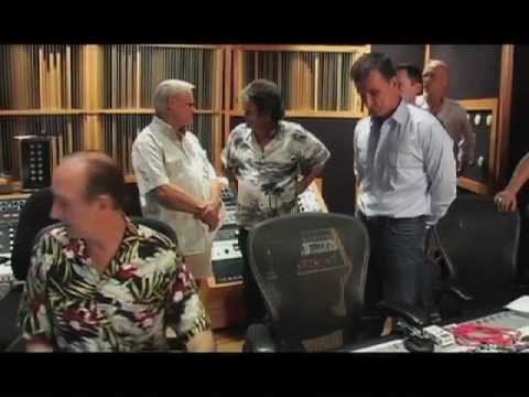 "George Jones - God's Country ""The making of the All Star Tribute Record"""