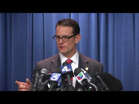 Riverside County district attorney holds press conference on Perris child abuse case | ABC7