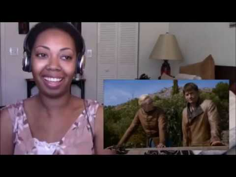 "Game Of Thrones S4 E1 ""Two Swords"" REACTION (reupload...again)"