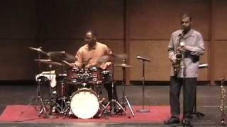Steve Wilson/Lewis Nash Duo - Con Alma