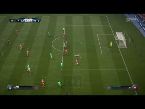 World Cup 17 - FVPA Suisse vs FVPA Algeria